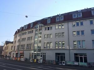 Modernes Geschäftshaus