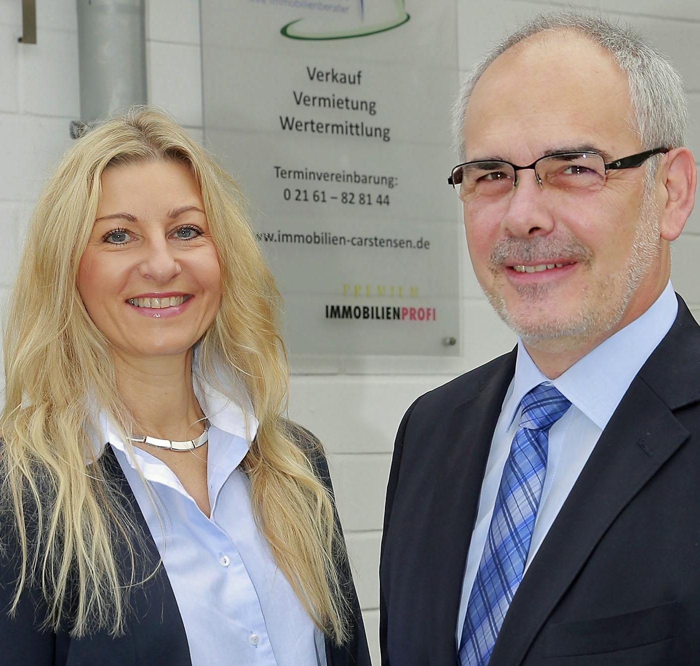 Birgit u. Arno Carstensen