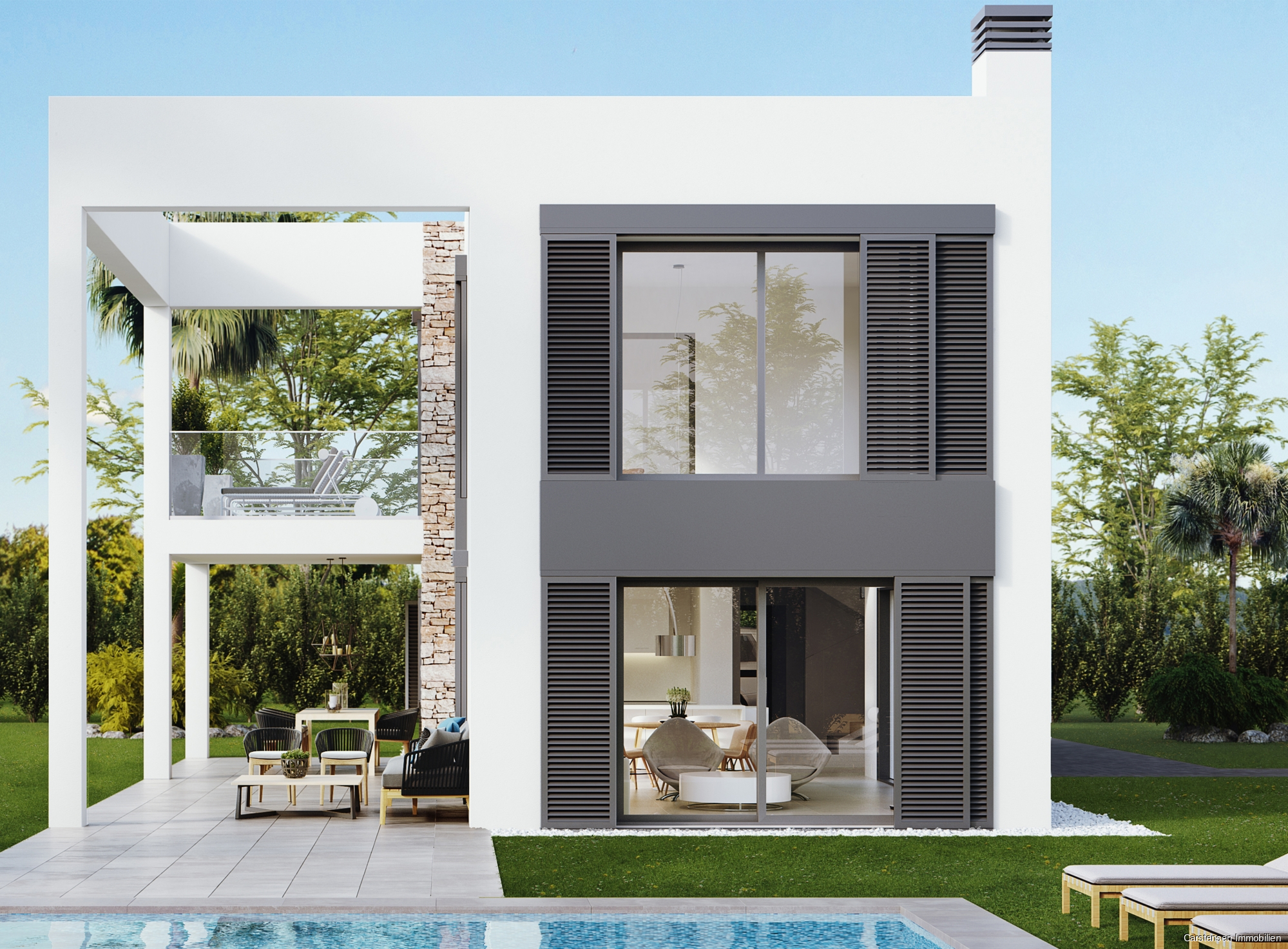 Beispiel-Villa