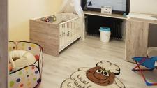 Kinderzimmer 1 im OG