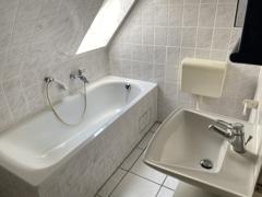 Badezimmer Dachboden