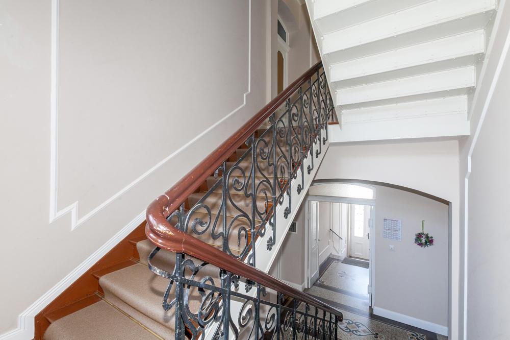 Stilvolles Treppenhaus