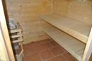Keller -Sauna (optional)