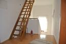 Flur im DG - Treppe zum  Spitzboden