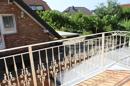Balkon mit Zugang von Schlafzimmer 2 und 3
