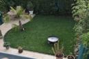 Terrasse ohne Voilere