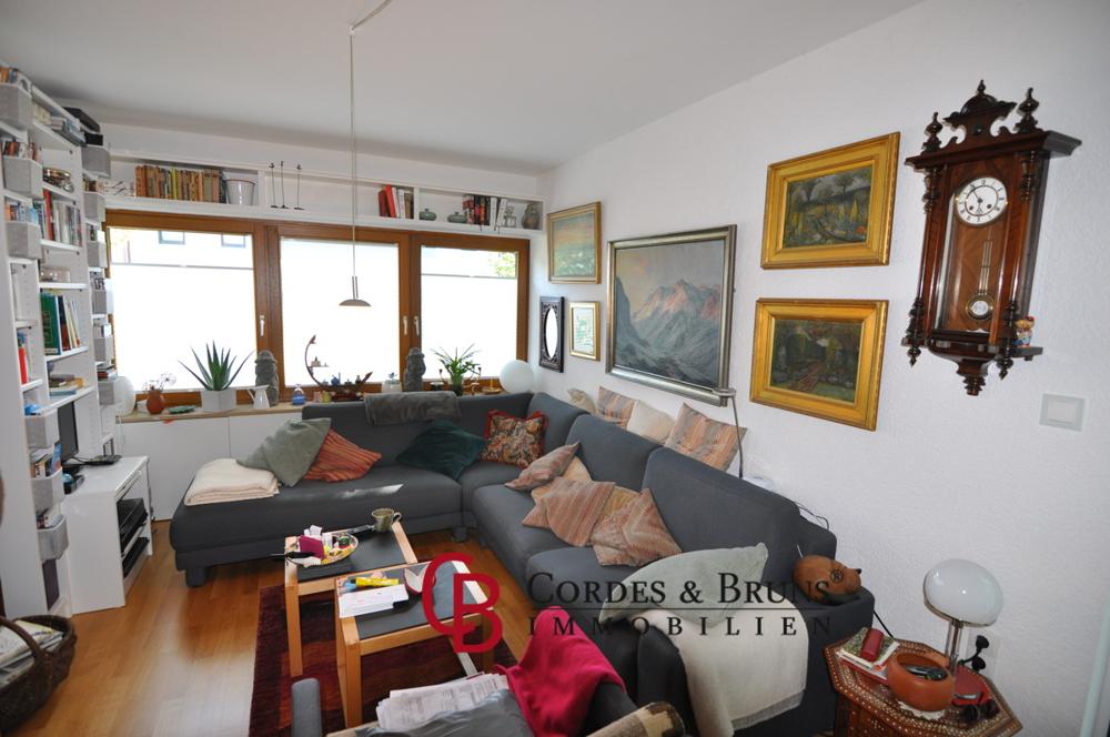 Wohnzimmer Erdgeschoß