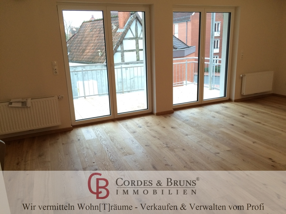 Wohnzimmer-Balkon