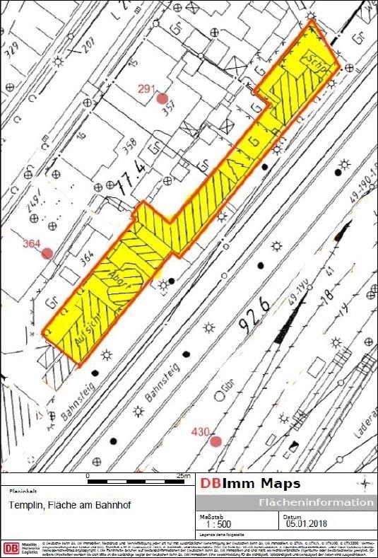 Veräußerungsplan, Fläche 2