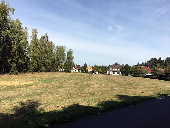 Ansicht Grünflächen