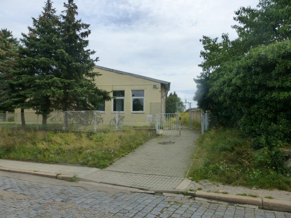 Delitzsch Zufahrt von Wittenberger Str