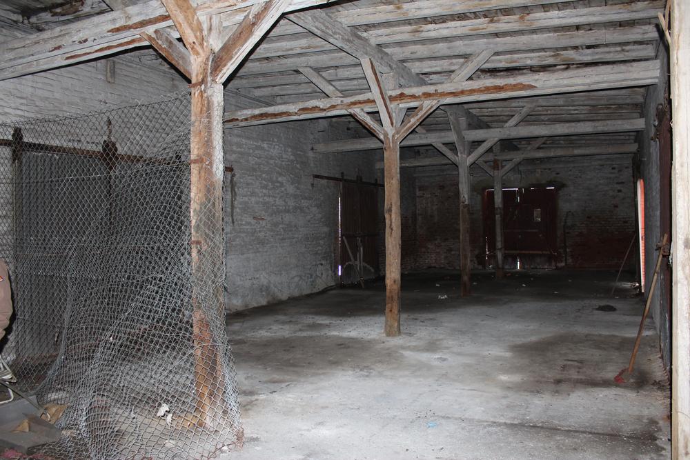 Güterhalle Innenansicht