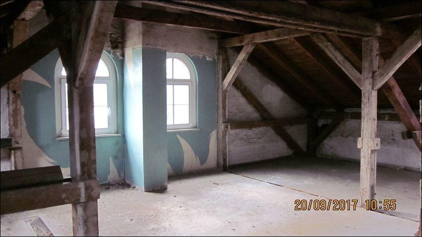 Spremberg, Dachgeschoss