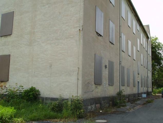 Übernachtungsgebäude