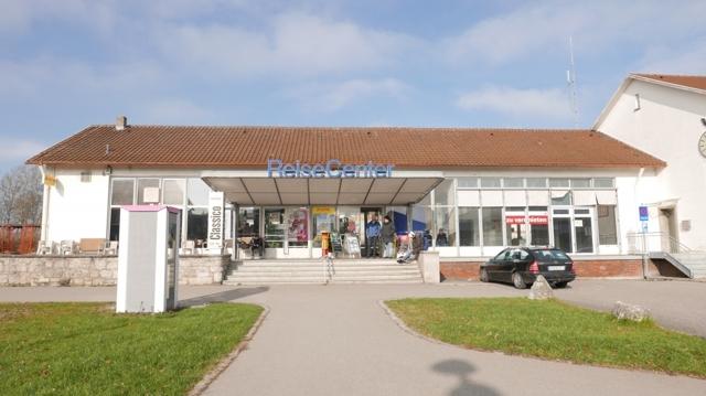 Bahnhof Mengen