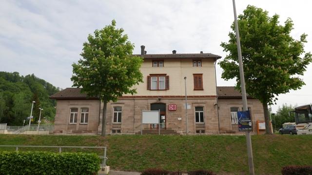 Bahnhof Murrhardt