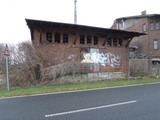 Ansicht Straßenfront