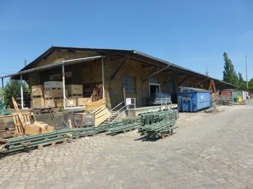 Luckenwalde Güterschuppen