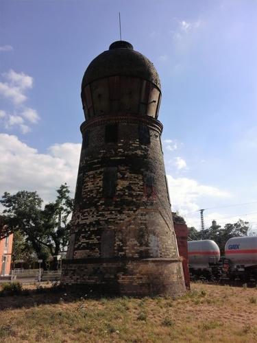 Wasserturm Merseburg1