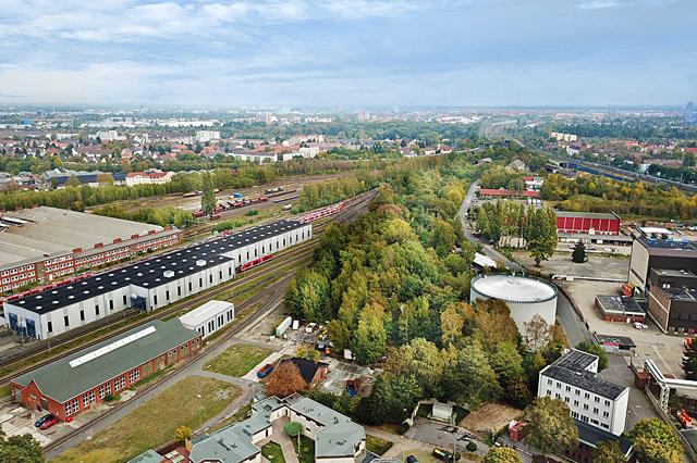 Hannover-Leinhausen, Leinhäuser Weg (37)