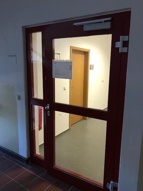 Zugang Etage