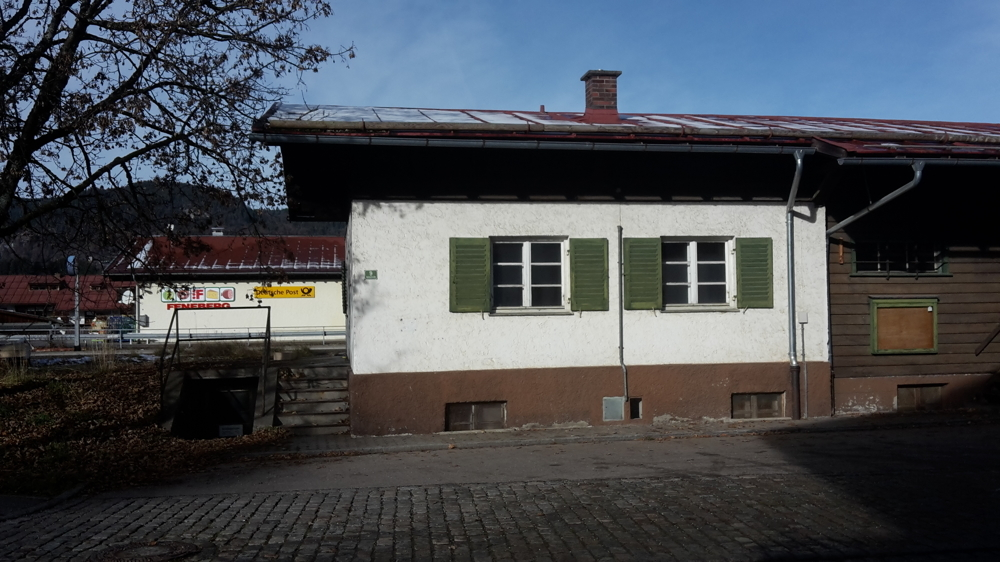 Güterabfertigungsgebäude