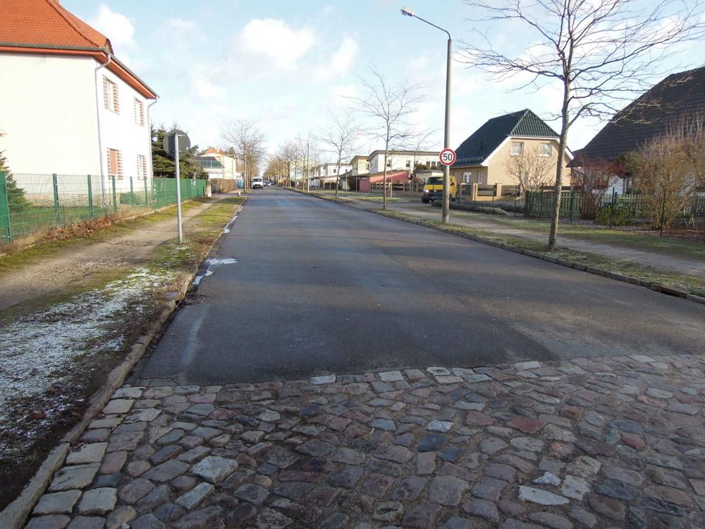 Biesenthaler Straße