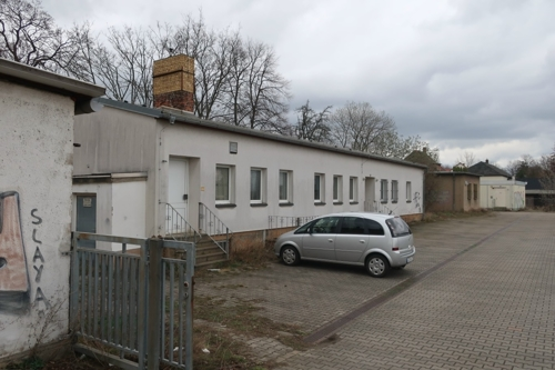 Borsdorf Aufenthaltsgebäude