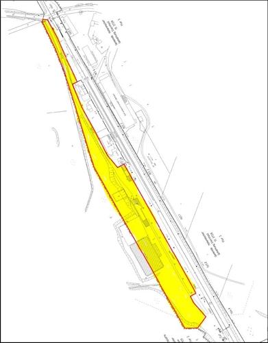 Lageplan Verkaufsfläche-Sternfeld