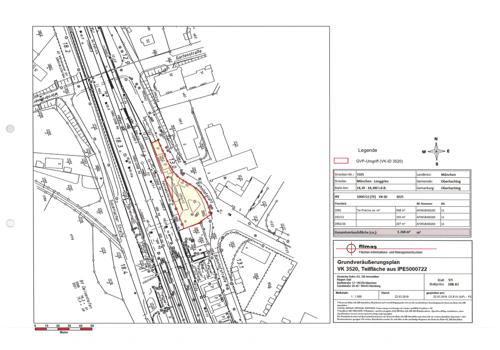 GVP Oberhaching Am Bahnhof Vorplatz und Bushaltespur TF h
