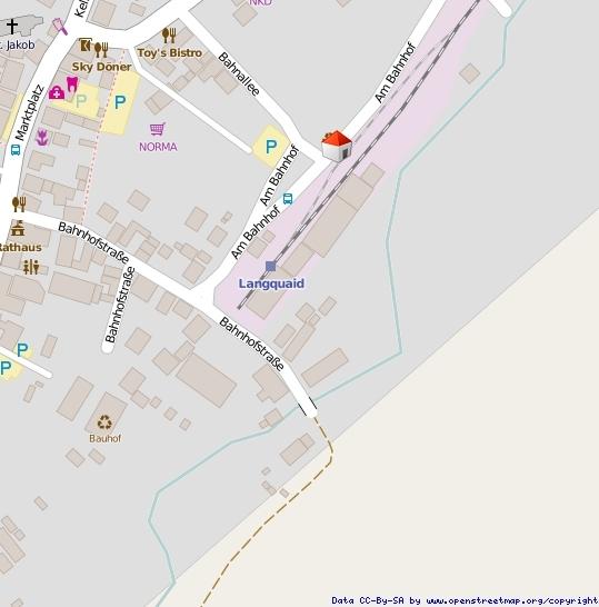 Standort Mietfläche