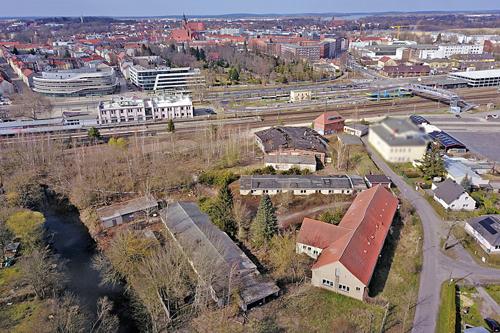 Brandenburg Hoher Steg Luftbilder (15) neu