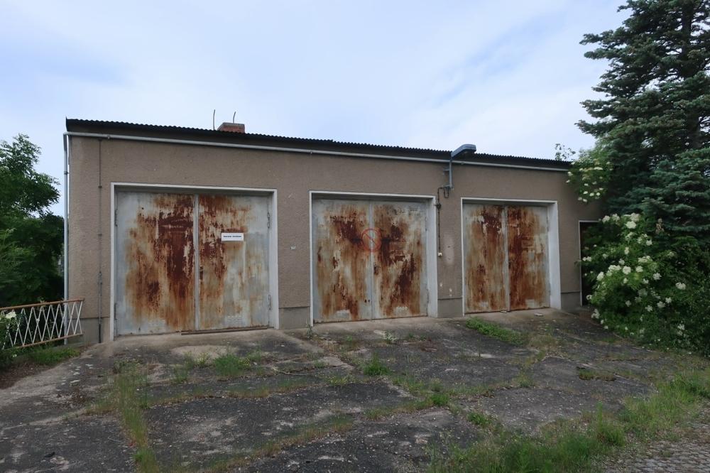 Kamenz Garagen