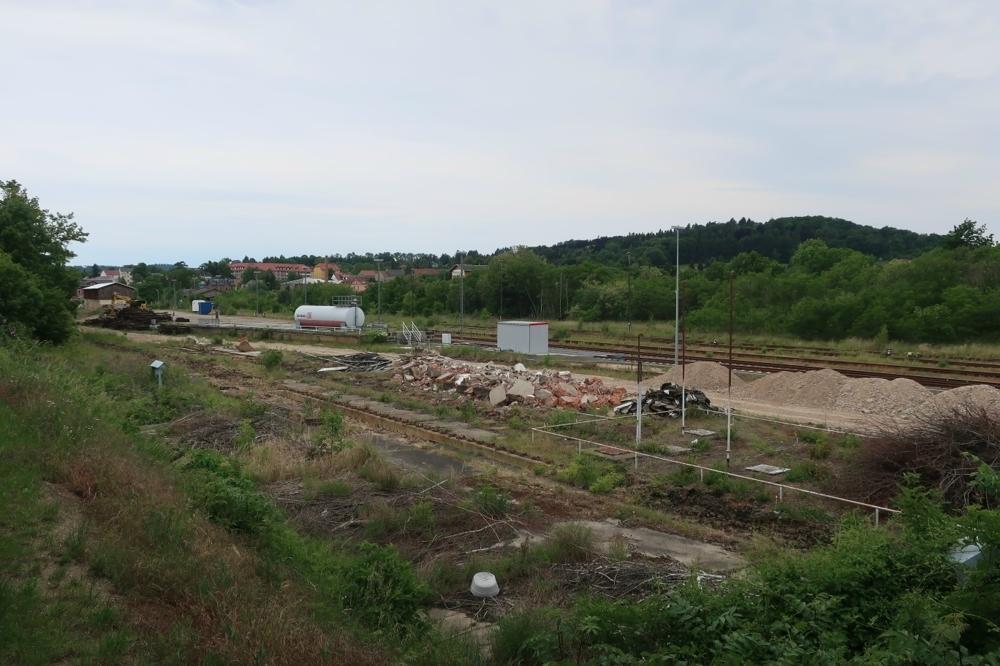 Kamenz ehemalige Tankstelle