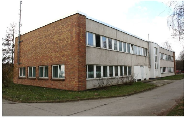 Foto Bürogebäude