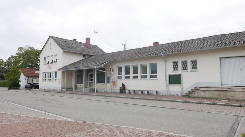 Bahnhof Löffingen 2