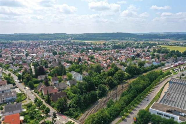 Renningen, Rutesheimer Str. (1)