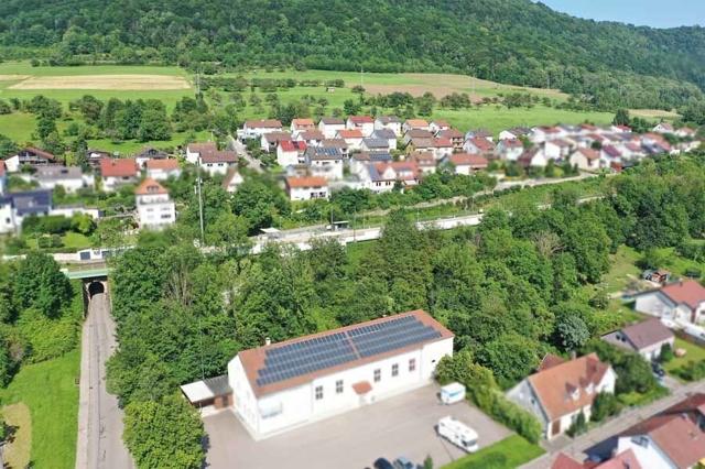 Kuchen, Bahnhofstr. Flurstück 1802 (17)