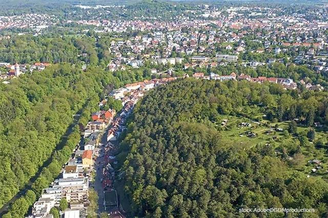 Pforzheim Liebfrauenstraße 1 Adobe©GDMproductions in 9 x 6