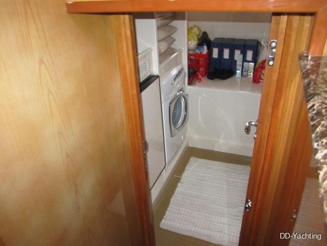 Dominator 64 S KU Waschen