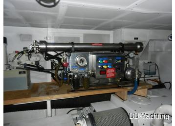 Dominator 68S 2008 HB Motorraum