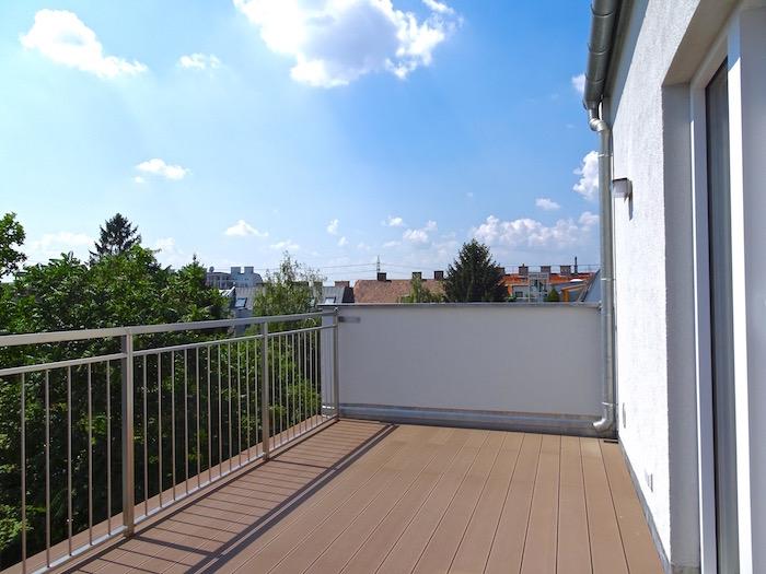 Dachterrasse DG2