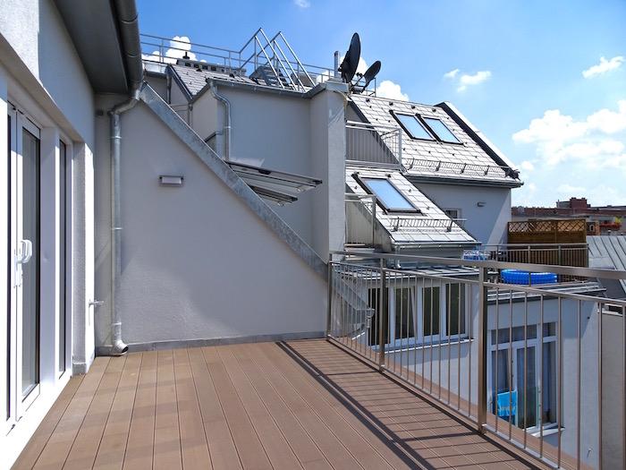 Dachterrasse DG1