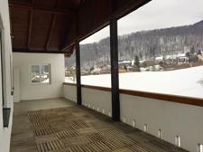 40m² Balkon