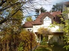 Haus Eingangseite