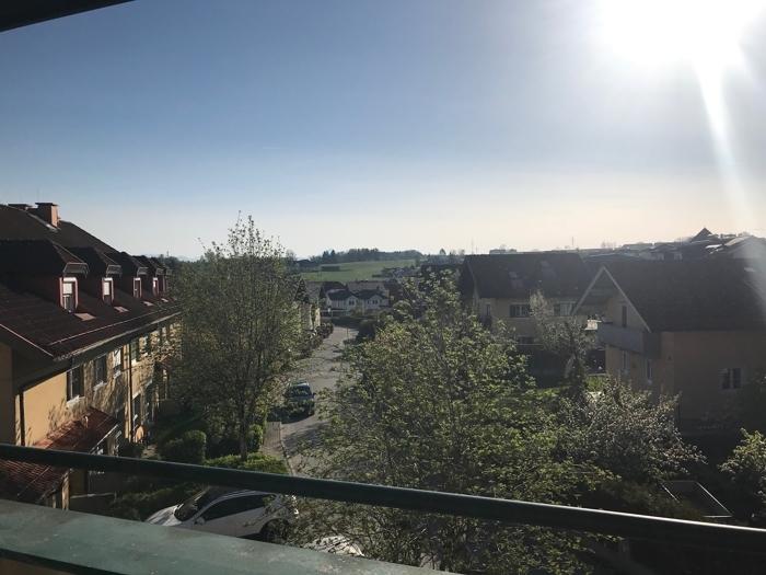 Ausblick v d Dachterrasse