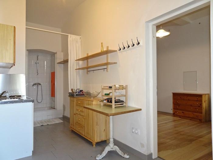 Küche/Vorraum