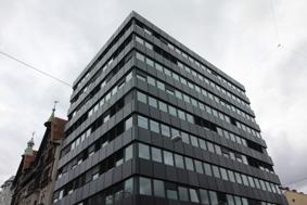 Gebäude aussen