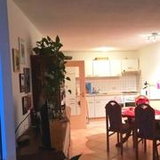 offene Küche im Wohn-Esszimmer