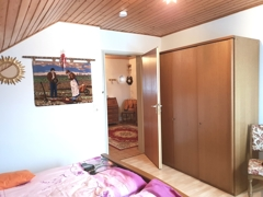 Schlafzimmer 1 (Dachgeschosswohnung)